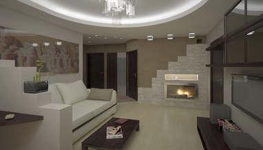 Перепланировка квартиры в панельном доме И-155 | Портфолио работ
