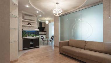 Дизайн двухкомнатной квартиры | Дизайн проект 2-х комнатной квартиры серии И-155