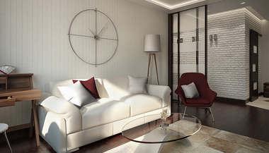 Дизайн квартиры, ЖК Соколиная Гора | Планировка двухкомнатной квартиры