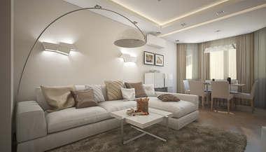 Проект 3-комнатной квартиры серии П-3М,  м. Планерная