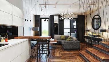 Дизайн дома 150 кв.м. в ЖК «Южная Долина»