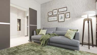 Дизайн 3-комнатной квартиры П-3М, Новое Ясенево