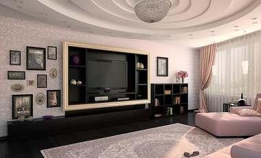 Декорирование пятикомнатной квартиры, ЖК Квартал | Портфолио работ