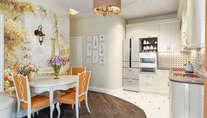 Дизайн двухкомнатной квартиры в Реутове для молодой девушки