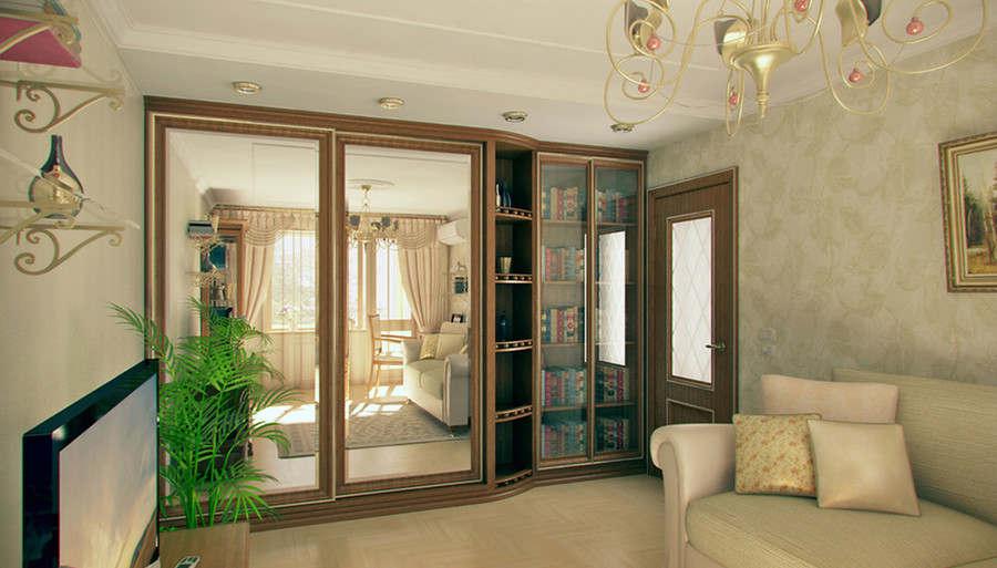 Идеи для перепланировки трехкомнатной квартиры 425