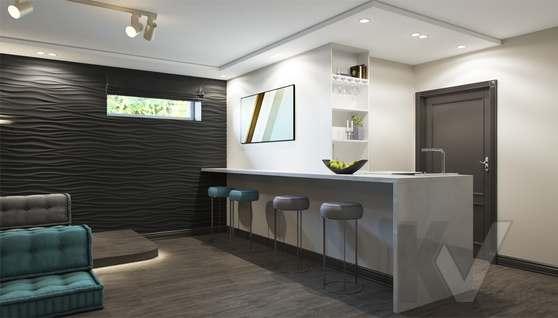 Дизайн цокольного этажа в доме 500 кв.м., Поведники - 1