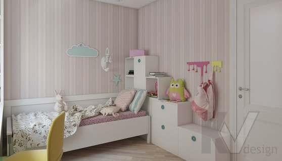 дизайн детской в 3-комнатной квартире II-68 - 5
