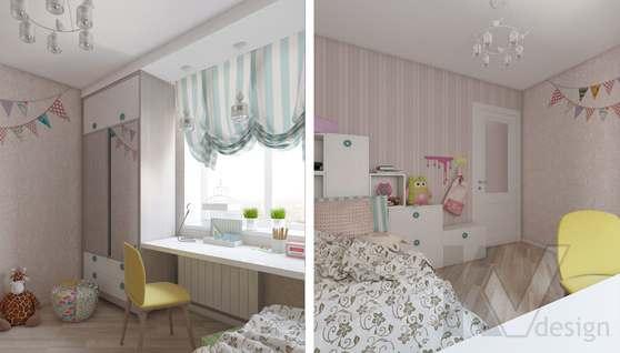 дизайн детской в 3-комнатной квартире II-68 - 6