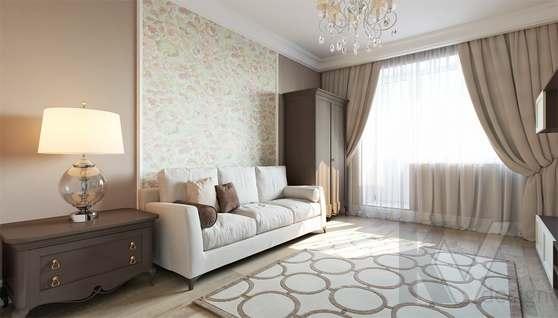 Дизайн гостевой комнаты в доме 500 кв.м., Поведники - 1