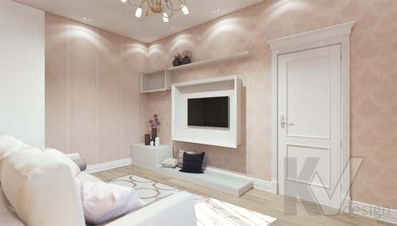 Дизайн гостевой комнаты в доме 500 кв.м., Поведники - 6