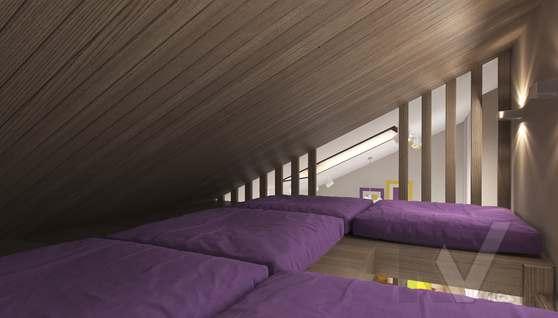Дизайн игровой комнаты в доме 500 кв.м., Поведники - 4