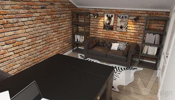 Дизайн кабинета в доме 500 кв.м., Поведники - 4