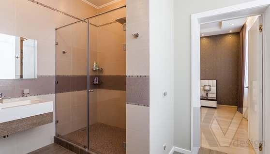 Фото хозяйской ванной комнаты в таунхаусе Павлово - 3