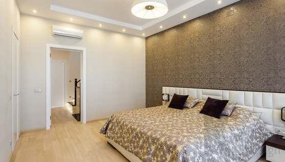 Фото спальни в таунхаусе Павлово - 1