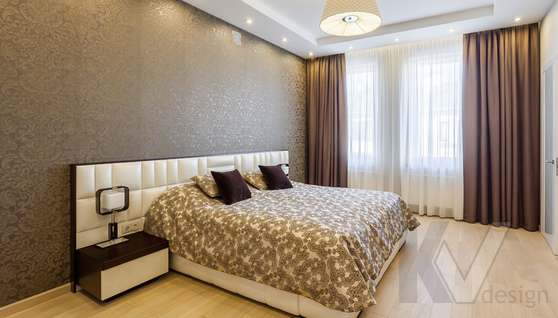 Фото спальни в таунхаусе Павлово - 2