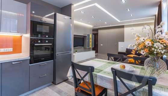 Фотография кухни после ремонта, проспект Вернадского - 4