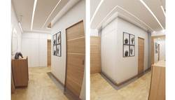 Скрытая подсветка потолка, Раменское