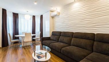 Проект четырехкомнатной квартиры серии ПД-3 в Орехово-Борисово