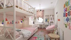 Детская комната, Коммунарка