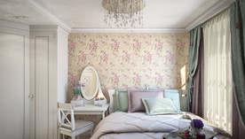 Французская спальня, ЖК Альбатрос