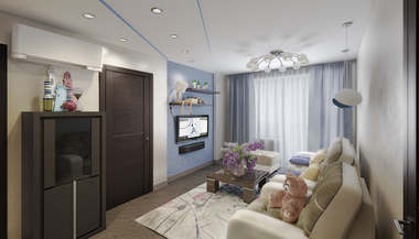 Объединение квартир, перепланировка двух в одну, Проспект Мира