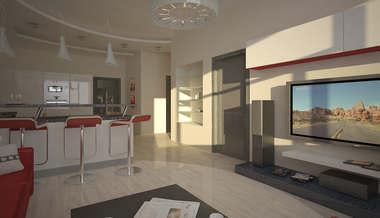 Перепланировка двухкомнатной квартиры в трехкомнатную, Куркино