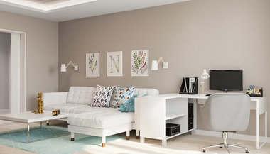 Проект 3-комнатной квартиры квартиры в Тропарево-Никулино