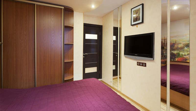 Дизайн спальни 9 кв.м. - 2