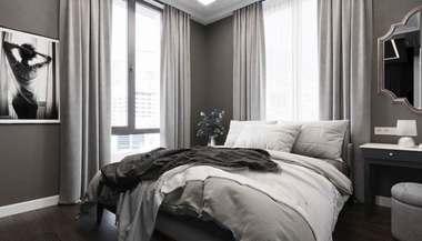Дизайн двухкомнатной квартиры в ЖК «Пресня Сити»