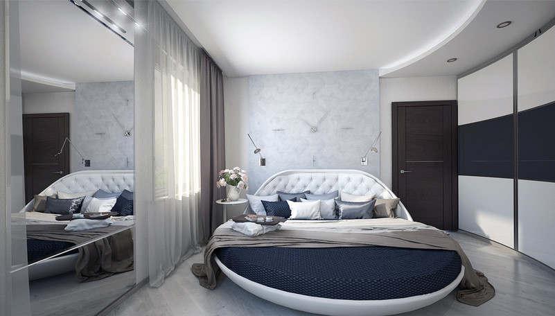 Дизайн спальни 15 кв.м. - 3