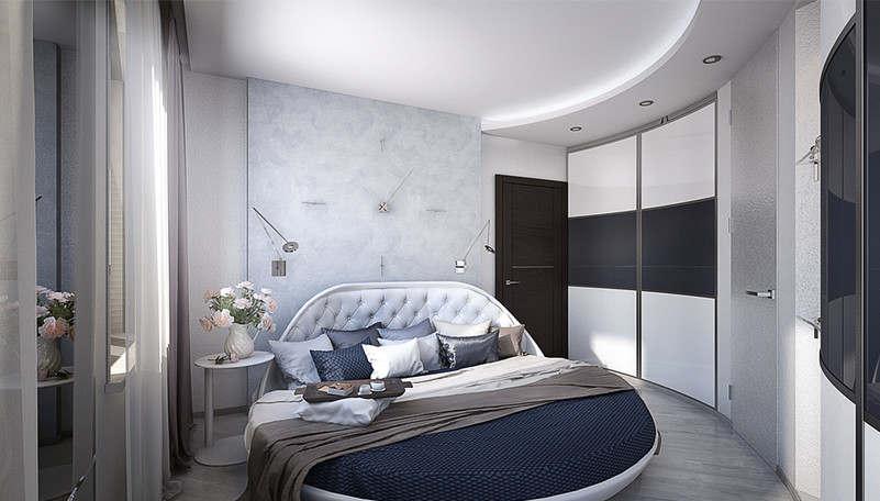 Дизайн спальни 15 кв.м. - 4