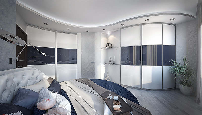 Дизайн спальни 15 кв.м. - 5