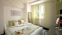 Дизайн спальни 12 кв.м. с меблировкой