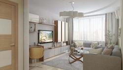 Интерьер гостиной в современном стиле