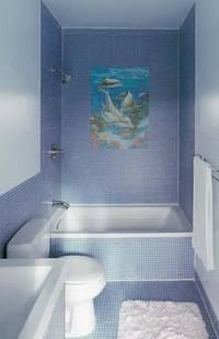 дизайн ванной комнаты в хрущевке - 4