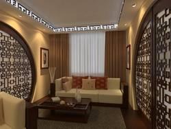 Дизайн гостиной в хрущевке - освещение