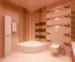 дизайн ванных комнат и туалетов - 1