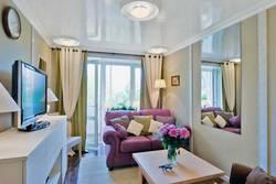 Дизайн гостиной в хрущевке - меблировка