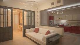 Дизайн 2 комнатной квартиры, Щелково
