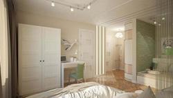Интерьер гостиной в 1-комнатной квартире
