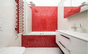 интерьер ванной комнаты в картинках в стиле минимализм