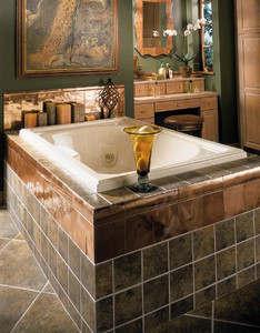 интерьер ванной комнаты в картинках - 2