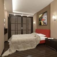 Дизайн спальни в хрущевке - узкие интерьеры