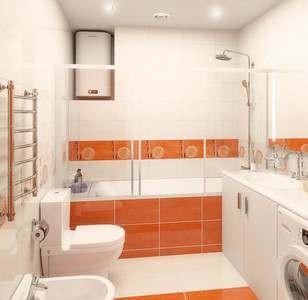 дизайн ванных комнат и туалетов - 3