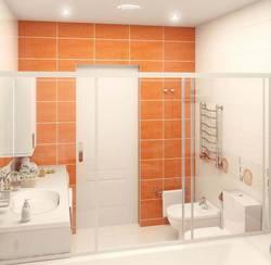 дизайн ванных комнат и туалетов - 2