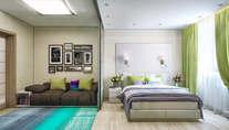 Дизайн-проект трехкомнатной квартиры серии П-3, Новое Ясенево