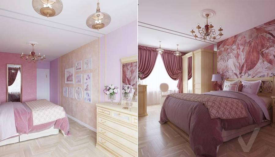Дизайн спальни в ЖК Летний Сад - 5