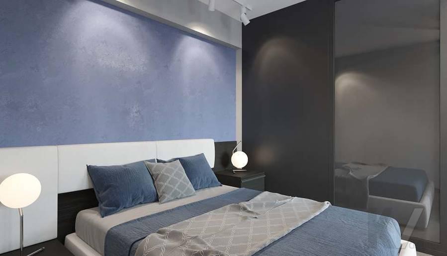 дизайн 1-комнатной квартиры, Красная Пресня - 6