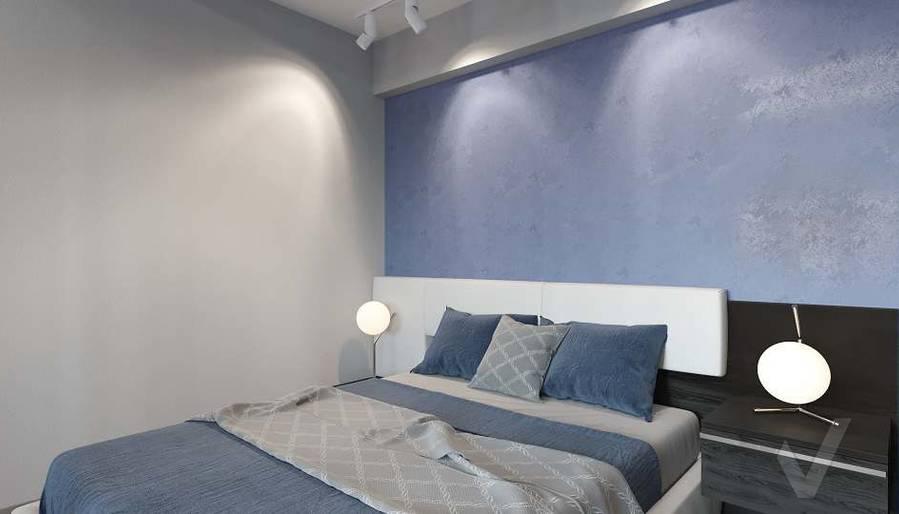 дизайн 1-комнатной квартиры, Красная Пресня - 5
