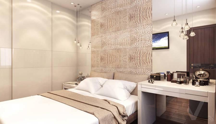 Дизайн спальни в 2-комнатной квартире, Реутов - 1